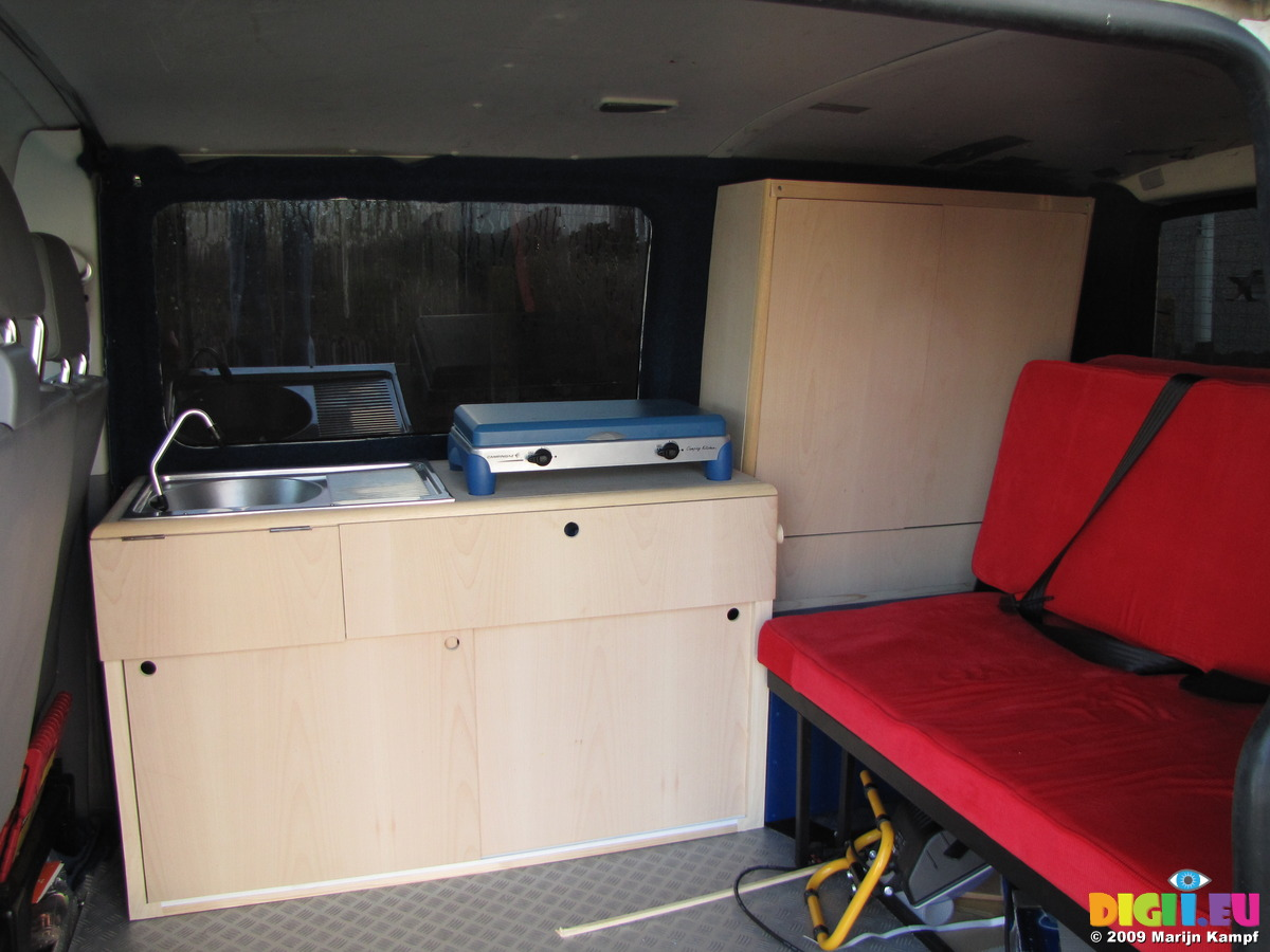 Pictures 20091108 Ralph The Vw T5 Campervan Interior Photos By Digii Eu