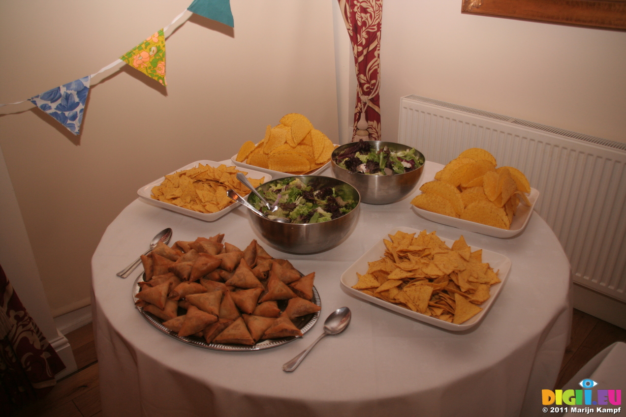 Picture IMG8019 Mexican food 20110314 Welsh wedding party Photo