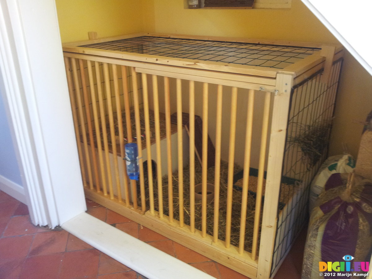 Diy Rabbit Hutch With Run