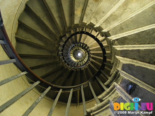 3301 Stairs In The Monument