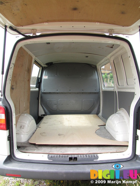 Removing Bulkhead From Vw T5 Transporter Diy