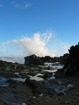 24247 Spray of waves splashing on rocks.jpg