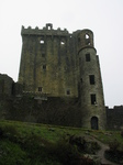 24808 Round lookout tower and Blarney Castle.jpg
