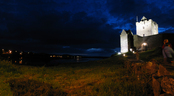 27026-27029 Dunguaire Castle by night.jpg