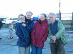 27386 Machteld, Marijn, Oma, Marjan and Hans at Tramore Beach.jpg