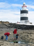 27543 Oma, Machteld and Marjan at Hook Head Lighthouse.jpg