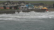 SX00307 Waves at Tramore promenade.jpg