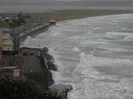 SX00331 Waves against Tramore Promenade.jpg