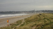 SX00506 Tramore beach view towards Tramore.jpg