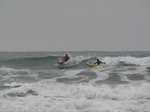 SX00782 Sea Kayaks Tramore beach.jpg