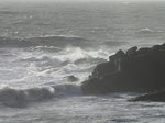 SX01336 Waves on rocks at Dunmore East .jpg