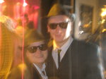 JT00342 Jenni and Marijn Blues Brothers fancy dress.jpg