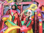 JT00372 Women waving on carnival float Prinsenbeek.jpg