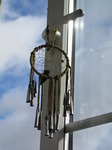 SX02926 Dreamcatcher hanging from window handle.jpg