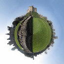 SX03286-03312 Cardiff Castle Courtyard Circle Planet.jpg