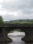 SX05985 Bridge over river Usk in Brecon.jpg