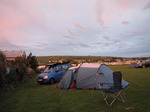 SX06971 Tent and car with surfboards at Headland Caravan & Camping Park.jpg