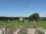 SX07960 Ogmore Castle from field boundary.jpg