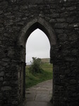SX08066 Lookout towards Dunraven bay from gate of Dunraven walled garden.jpg