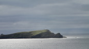 SX08799 View to Towan Head from Trevelgue Head - Porth.jpg