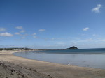 SX08944 St Michael's Mount from Longrock beach.jpg
