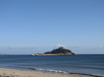 SX08967 St Michael's Mount from Longrock beach.jpg