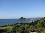 SX08976 St Michael's Mount from Marazion with closed causeway .jpg