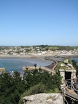 SX09114 Marazion from watchtower on St Michael's Mount.jpg