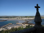 SX09192 View down to harbour and cause towards Marazion from top of St Michaels Mount.jpg