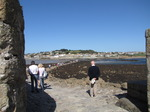 SX09207 People on St Michaels Mount causeway.jpg