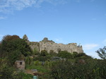SX09708 Oystermouth Castle and allotments.jpg