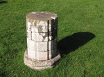 SX09846 Base of column at Margam Abbey.jpg