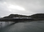 SX09929 Mumbles pier from walkway to lifeboat house.jpg