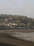 SX09955 Oystermouth Castle from Verdi's on Knab Rock.jpg