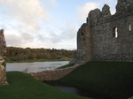 SX10429 High water at Ogmore Castle.jpg