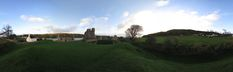 SX10430-10484 Panorama high water at Ogmore Castle.jpg