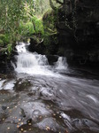 SX10605 Waterfall in Caerfanell river, Brecon Beacons National Park.jpg