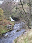 SX10727 Waterfall in Caerfanell river, Brecon Beacons National Park.jpg
