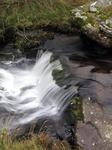 SX10730 Small waterfall in Caerfanell river, Brecon Beacons National Park.jpg
