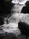 SX10750 Waterfall in Caerfanell river, Brecon Beacons National Park.jpg