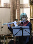 SX11022 Machteld playing flute in church.jpg