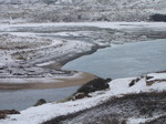 SX12153 Snow on Merthyr-mawr Warren and Ogmore River.jpg