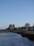 SX12292 Ogmore Castle and Ogmore River.jpg