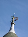 SX13527 Wind vane on tower of Castle Coch.jpg