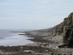 SX13992 View towards Ogmore by Sea and Porthcawl.jpg