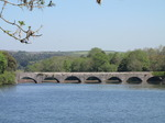 SX14213 Eight arch bridge over Lily Ponds at Bosherston.jpg
