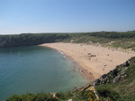 SX14231 Beach at Barafundle Bay.jpg