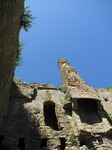 SX14405 Chimney in Buttery Over Manorbier Castle.jpg