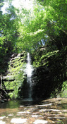 SX14736-14739 Waterfall in Nant Bwrefwr river.jpg