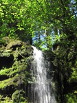 SX14746 Top of waterfall in Nant Bwrefwr river.jpg